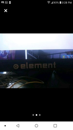 55 inch element smart TV for Sale in Kissimmee, FL
