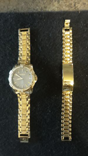 Men's Elgin watch and bracelet $35 for Sale in CORP CHRISTI, TX