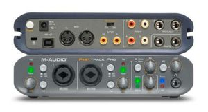 M-audio fast track pro for Sale in Yuma, AZ