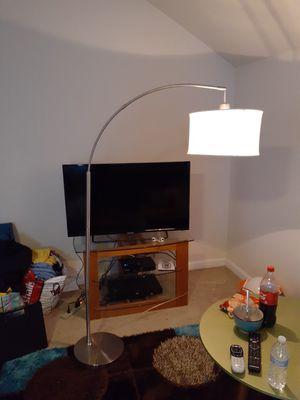 Arc floor lamp for sale for Sale in Kensington, MD