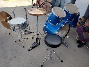Very Nice percussion Plus Drum Set🔥🔥 for Sale in Denver, CO