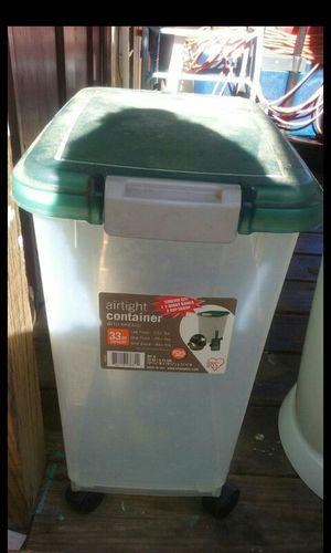 animal food container for Sale in Manassas Park, VA