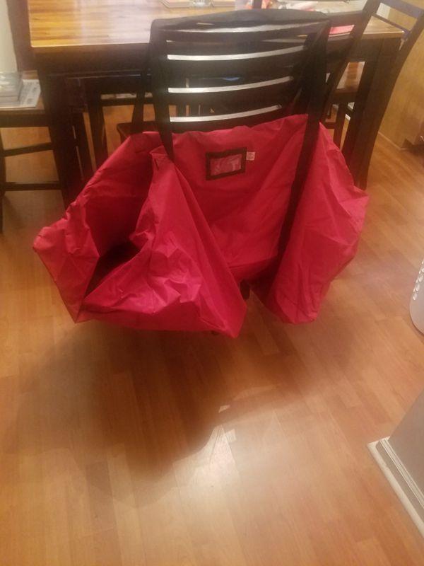 Brand new Christmas tree storage rolling bag