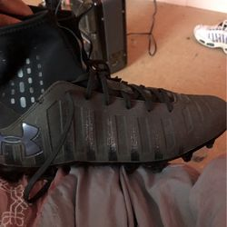 Can Newton Under Armor Cleats for Sale in Morrow,  GA