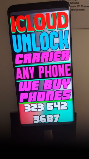 iPhone 11 Pro Max unlock for Sale in Los Angeles, CA