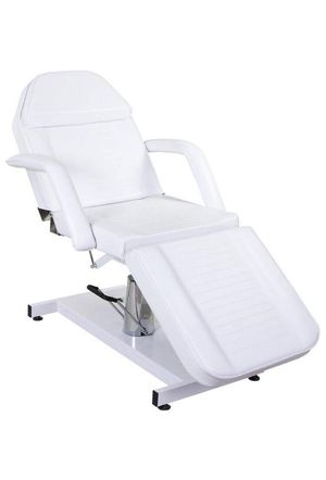 White Hydraulic Salon and Spa facial bed and Tattoo table for Sale in Tampa, FL