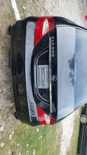 Mercedes CLS 500 2006 PARTS ONLY No hood & H/ lamps SOLD for Sale in Houston, TX