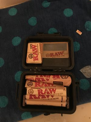 Self raw rolling kit 65$ for Sale in Fort Worth, TX