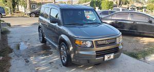 2007 Honda element sc for Sale in Riverside, CA
