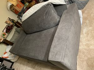 Sofa love seat BRAND NEW w Warranty LIVING SPACES for Sale in Los Angeles, CA