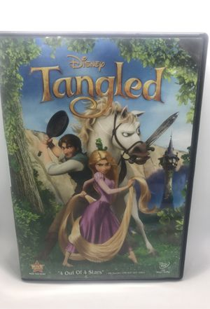 Disney's Tangled DVD for Sale in Corona, CA