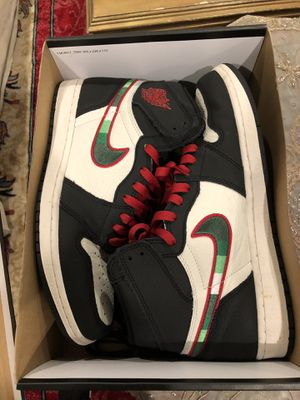 """Jordan 1 """"Sports Illustrated"""" size 9.5 for Sale in Annandale, VA"""