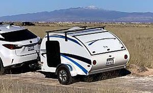 2010 Little guy 5 wide teardrop camper trailer for Sale in Alhambra, CA