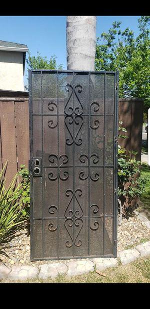 Security door 36x80 for Sale in Turlock, CA