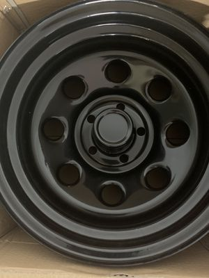 "X5 15""x8"" Jeep wheels for Sale in Olney, MD"