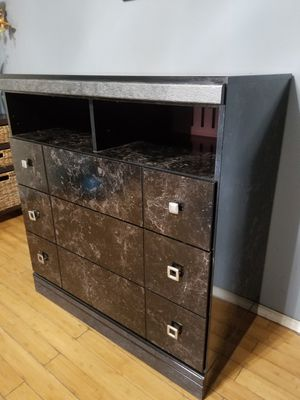 Dresser, tv stand, tv stand with drawers for Sale in Phoenix, AZ