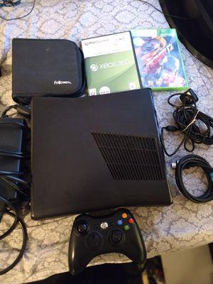 Xbox 360 w/ games for Sale in Phoenix, AZ