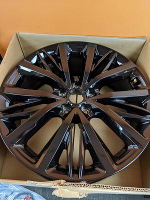 """2020 Kia telluride 20"""" inch black rim for Sale in Woodbridge, VA"""