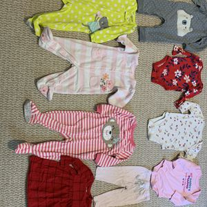 Baby girl clothes 6-12 moms for Sale in Inman, SC