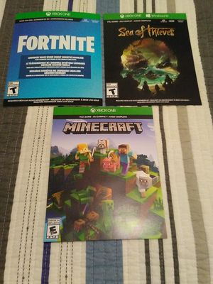 Xbox One Game Codes for Sale in Onalaska, WI