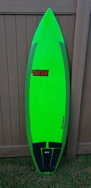 """Talon """"Sampler"""" surfboard by Channel Islands ghost shaper for Sale in San Clemente, CA"""