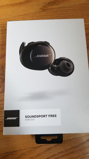 BOSE SoundSport free wireless for Sale in Lansing, IL
