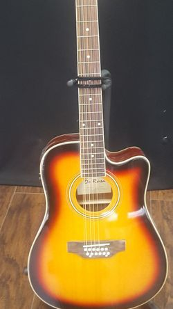 12 String Acoustic Electric Brand New for Sale in Long Beach,  CA