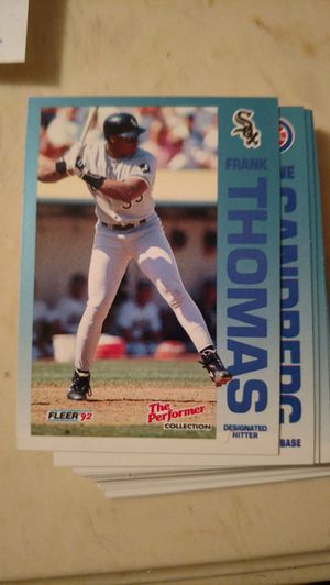 1992 Fleer performer collection for Sale in Appomattox, VA