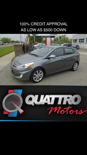 2014 Hyundai Accent SE for Sale in Redford Charter Township, MI