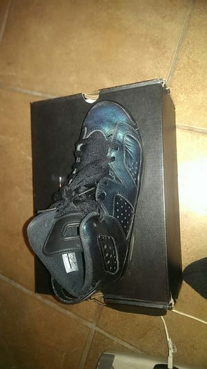 Air Jordan 6 Retro BG All Star Chameleon for Sale in Palm Beach Shores, FL