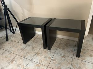 TV Stand & two tables (3pc) from Ikea for Sale in Kissimmee, FL