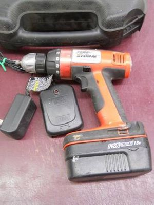 18 VOLT BLACK & DECKER CORDLESS DRILL DRIVER B&D for Sale in Columbus, OH