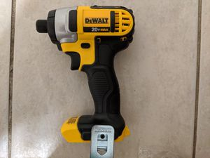 New DeWalt 1/4 in. Impact Driver DCF885 for Sale in CORNWALL Borough, PA