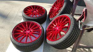 "BRAND NEW 19"" Niche Wheels for Sale in Snellville, GA"