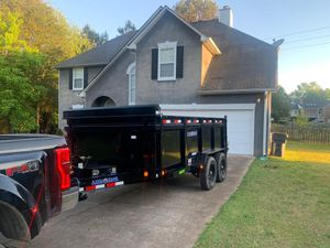 Dump Trailer Delivery for Sale in Conyers, GA