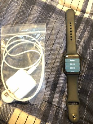 Apple iPhone 5 watch 44mm for Sale in Lawrence, MA