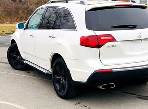 White. 2010 Acura MDX AWDWheels No issues. for Sale in Sioux Falls, SD