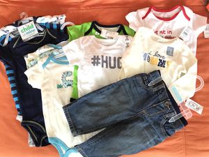 Brand new baby boy clothes size 3-6 months for Sale in Alexandria, VA
