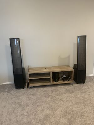 Martin Logan Electro Motion speakers for Sale in Liberty Hill, TX