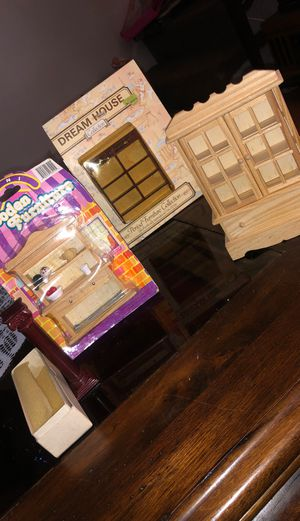 Dollhouse furniture for Sale in Baltimore, MD