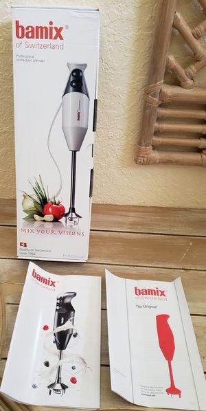 Bamix Of Switzerland Professional Immersion Blender. for Sale in Orlando, FL