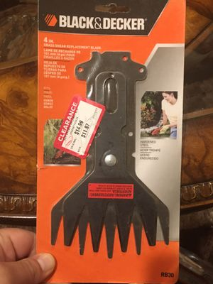 Black&Decker trimimer replacment blade for Sale in Ontario, CA