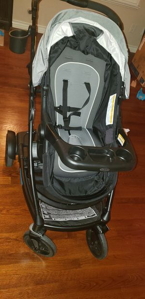 Graco Uno2duo Single/double stroller for Sale in Downey, CA