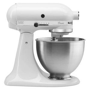 Kitchen Aid 4.5 Quart Mixer in White for Sale in Orange, CA