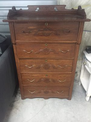 Antique Eastlake Dresser for Sale in Portland, OR
