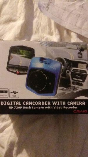 HD dash cam w video recorder for Sale in Edgemoor, DE