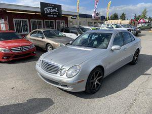 2003 Mercedes E320 clean title for Sale in Tacoma, WA