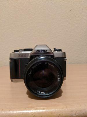 Nikon fm10 35-70mm for Sale in Walnut Creek, CA