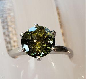 Platinum Natural Green Tourmaline for Sale in Leavenworth, WA