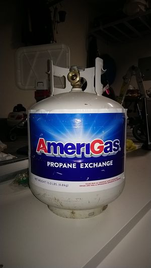 Empty Propane Tank and Regulator for Sale in Lake Forest, CA
